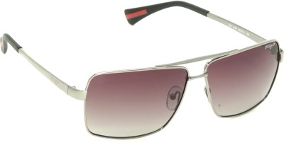 IMAGE IM-537-C3P Rectangular Sunglasses(Pink)