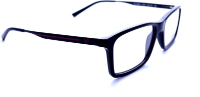 Vogue VO2906W44 Rectangular Sunglasses(Clear) at flipkart