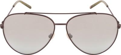 Tommy Hilfiger TH 7968 Dk Gun/Grn C2 59 S Aviator Sunglasses(Green) at flipkart