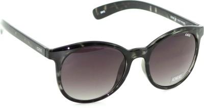 IDEE IDEE-2026-C1 Cat-eye Sunglasses(Black, Grey)