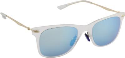 Farenheit 1550-C3 Wayfarer Sunglasses(Blue)