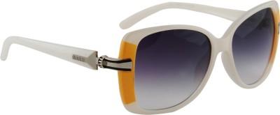 Brooch Wayfarer Sunglasses