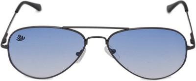 ABLOOM Day Vision Aviator Sunglasses