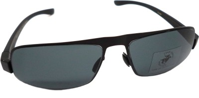 San Diego Polo Club Oval Sunglasses