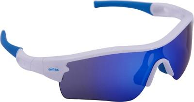 Omtex Galaxy Plus Light Blue Sports Sunglasses