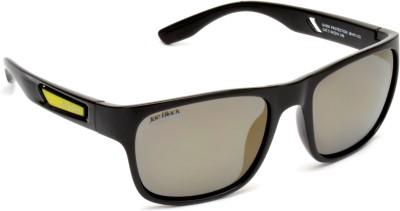 Joe Black JB-811-C3 Wayfarer Sunglasses(Grey)