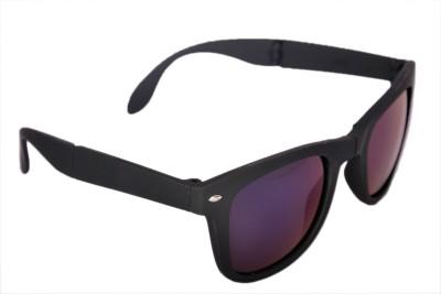 Urbanware FD 0083 Wayfarer Sunglasses(Violet)