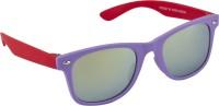 Froggy FG-07-PR Wayfarer Sunglasses(For Girls)
