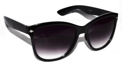Caricature Darkish Cat-eye Sunglasses