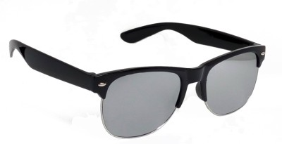 Red Leaf RD-BX252_BK Wayfarer Sunglasses(For Boys)