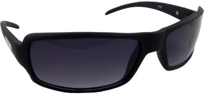 Orbit Sporty Rectangular Sunglasses