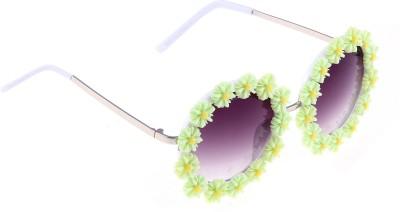 Di Tutti Stylish Round Sunglasses