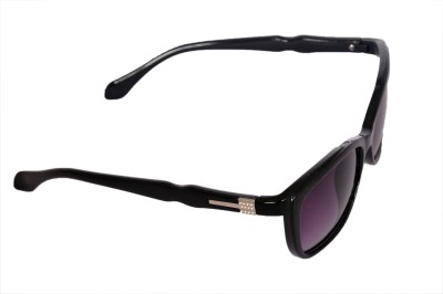 Urbanware Womens B01161 Over-sized Sunglasses(Violet)