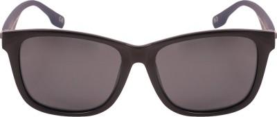 BARCODE Rectangular Sunglasses