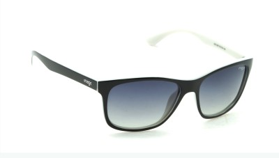 IMAGE IM-430-C6P Wayfarer Sunglasses(Grey, Black)