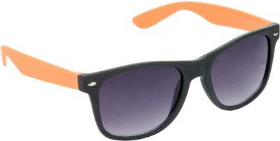 Red Leaf RD-BX25_1 Wayfarer Sunglasses(Grey)
