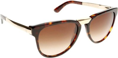 Dolce & Gabanna DG4257502/13 Wayfarer Sunglasses(Brown) at flipkart