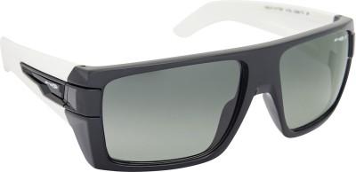 Arnette AN_4150_HHBLKBLK3P Wrap-around Sunglasses(Black)