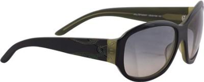 Jill Stuart Rectangular Sunglasses