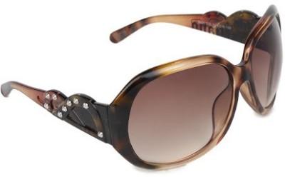 Pede Milan PM-140 Wayfarer Sunglasses