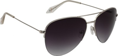 Fave FV018F04 Aviator Sunglasses(Grey)
