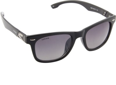 Voyage MG511 Wayfarer Sunglasses(Black)