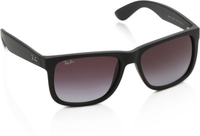 Ray-Ban 0RB4165 601/8G Wayfarer Sunglasses(Violet)