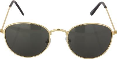 Yak International Trendy Round Sunglasses