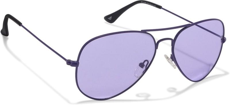 146258d47e2 Vincent Chase Vincent Chase Top Guns VC 5158 Purple Purple C20 Aviator  Sunglasses Aviator Sunglasses(
