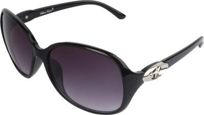 William Cooper Multicolor Oval Sunglasses