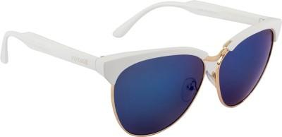 Voyage 2036MG1955 Cat-eye Sunglasses(Blue)