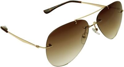 20Dresses No Boundaries Aviator Sunglasses