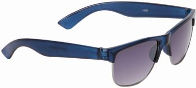 Vast Shaded Clubmaster (RECTANGLE) Wayfarer Sunglasses