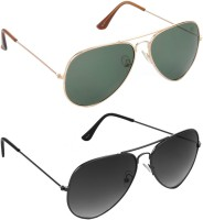 Hrinkar HCMB094_1 Aviator Sunglasses(For Boys)