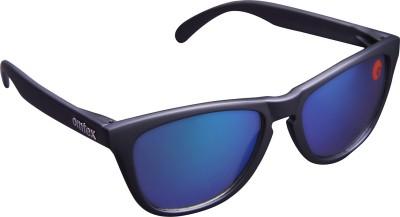 Omtex Classy Blue Sports Sunglasses