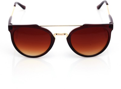 Just Pretty Things Oval Sunglasses