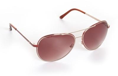 Louis Philippe Gentlemen Collection Aviator Sunglasses