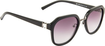 Farenheit FA-1653-C2 Over-sized Sunglasses(Grey)