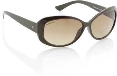 Fastrack Oval Sunglasses