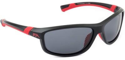 Farenheit FA-1628-C2 Sports Sunglasses(Grey)