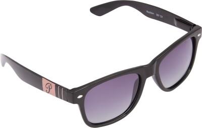 Panache Wayfarer-007-C4 Wayfarer Sunglasses(Grey)