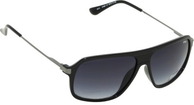 IDEE IDEE-S1981-C1 Rectangular Sunglasses(Black)