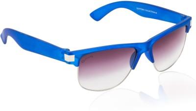 Glitters 3985.3-C6 Wayfarer Sunglasses(Black)