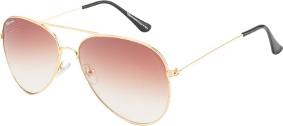 Oxyzone Aviator Sunglasses