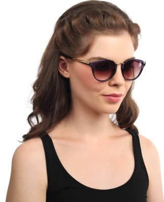 Djorn Exclusive Italian Design Round Sunglasses