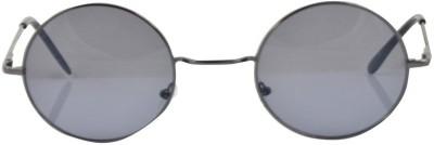 Alphaman American Rebel Original Round Sunglasses