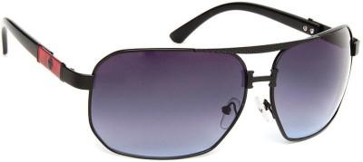 Olvin OL253-01 Aviator Sunglasses(Blue)