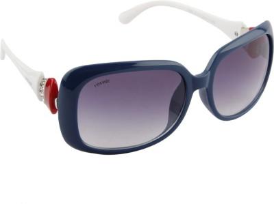 Voyage MG 804 Rectangular Sunglasses(Blue)