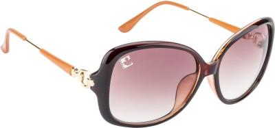 Clark N, Palmer D1523 S2 Over-sized Sunglasses