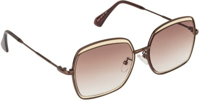 Danny Daze D-2821-C10 Rectangular Sunglasses